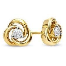 gold earrings images facetzinspire diamond gold earring gold earrings homeshop18