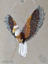 this item can be used for eagle suncatcher eagle ornament bird