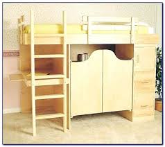 Full Loft Bed With Desk Plans Free by Desk Full Loft Bed Desk Combo Bunk Bed Desk Combo Costco Loft