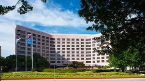 exterior view doubletree by hilton hotel tulsa warren place oklahoma