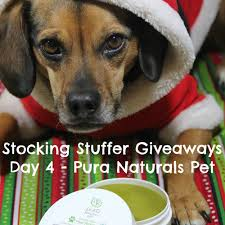 stocking stuffer giveaway day 4 pura naturals pet beagles