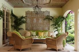 Tropical Living Room Home Design Ideas - Tropical interior design living room