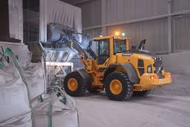 lkab minerals has relied on volvo loaders for 22 years highways