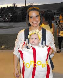 Baby Carrier Halloween Costumes Cute Baby Carrier Costume Easy
