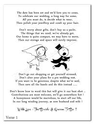wedding verses wedding money voucher request poems for invites cheap