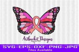 proverbs 31 breast cancer pink ribbon butterfly ll116c 2 svg dxf eps