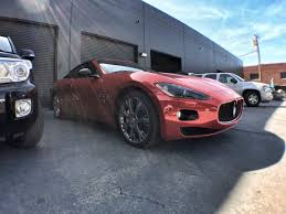 maserati granturismo 2016 red west coast customs on twitter