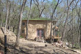 off the grid in kansas in a straw bale house iii youtube