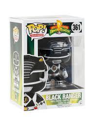 funko mighty morphin power rangers pop black ranger vinyl figure funko mighty morphin power rangers pop black ranger vinyl figure hi res loading zoom