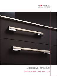 Hafele Recessed Cabinet Pulls by Hafele Handles New South Wales Door