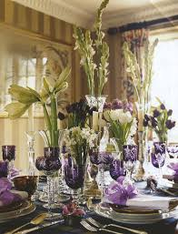 Wedding Table Decorations Ideas Wedding Decoration Extraordinary Picture Of White And Purple