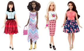 thedollevolves barbie now comes in different body shapes colors