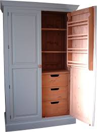 solid wood kitchen cabinets uk larder or provisions cupboard freestanding kitchen solid