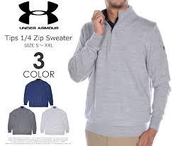 armour sweater golfwear usa rakuten global market armour sleeve