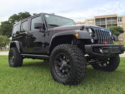 black aev jeep check out our customer u0027s jeep with new fuel wheels
