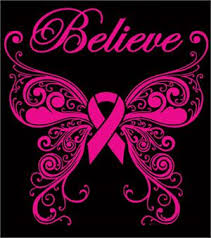 believe butterfly wings ribbon breast cancer perfectpeel premium