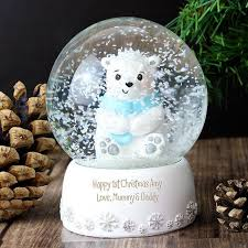 best 25 personalised snow globes ideas on pinterest