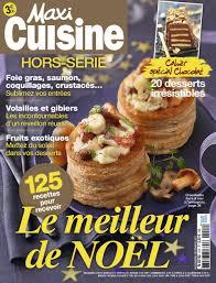 recettes maxi cuisine maxi cuisine hors série n 21 abobauer com