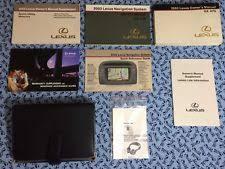 lexus is owners manual lexus gx470 owners manual ebay