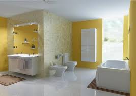 bathroom paints ideas fancy yellow color paint ideas for bathrooms home interiors