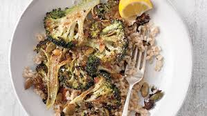 rachael ray roasted broccoli roasted broccoli with pumpkin seeds and grated pecorino