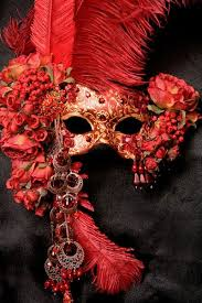 masquerades masks crimson by midnight masquerade masks artist pallon