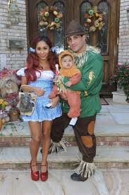 halloween costume for family there u0027s no place like home snooki and jionni have a u0027wizard of oz