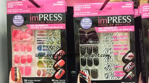lisalovesmakeup87 spotted impress nail designer kit