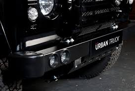 range rover truck black index house of urban by urban automotive