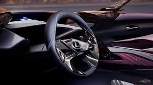 devel sixteen interior lexus ux concept design interior exterior youtube