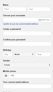 Gmail Sign Up Gmail Login Sign Up For A New Gmail Account