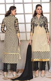 buy indian punjabi style cotton dress for office wear in summer