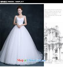 stylish wedding dresses air fox new stylish wedding dresses korean lace shoulders small