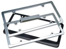 exes license plate frame license plate frames hedman performance