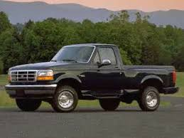 how much does a 2001 ford f150 weigh 1995 ford f 150 overview cars com