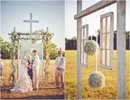 Wedding Arches Decorated With Burlap 144 Best Wedding Arches Images On Pinterest Marriage Outdoor