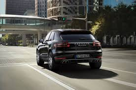 Porsche Macan Midnight Blue - 2015 porsche macan turbo car reviews blog