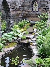 Small Water Ponds Backyard 437 Best Small Garden Ponds Images On Pinterest Garden Ideas