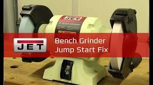 Cheap Bench Grinder Bench Grinder Jump Start Fix Tiptuesday Youtube