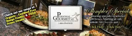 gourmet food delivery personal gourmet toll free 1 888 870 food