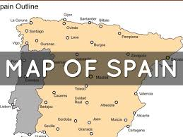 Granada Spain Map by Granada Spain By Shantee Ingram