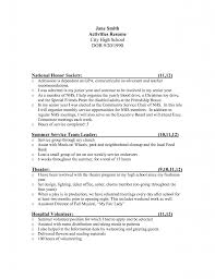 Resume Samples Volunteer Positions by Resume For Small Group Leader Virtren Com