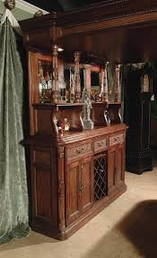Bar Mirror With Shelves by Hooker Furniture Bar Cabinets
