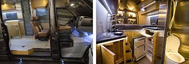 Camper Van Interior Lights New 2015 Mercedes Sprinter Diesel 4x4 Is The Dream Vehicle