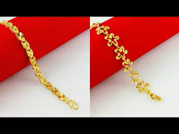 bracelet chain gold images Gold chain bracelets for women designs jpg