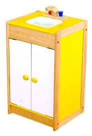 Yellow Kitchen Sink Amazon Com Guidecraft Color Bright Kitchen Sink Toy Kitchen Sets