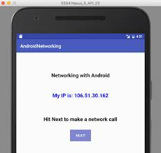 android httpurlconnection how to simplify networking in android introducing the volley http