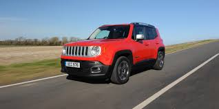 jeep renegade convertible jeep renegade interior practicality and infotainment carwow