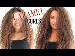 light brown curly hair dying my curly hair dark brown to light brown youtube h a i r