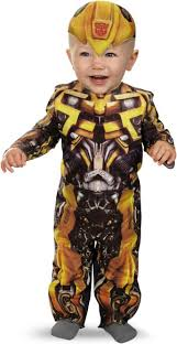 transformers 3 dark of the moon movie bumblebee infant costume